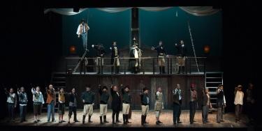 Billy Budd - Compagnia Teatrale Casa Circondariale Marassi - Genova