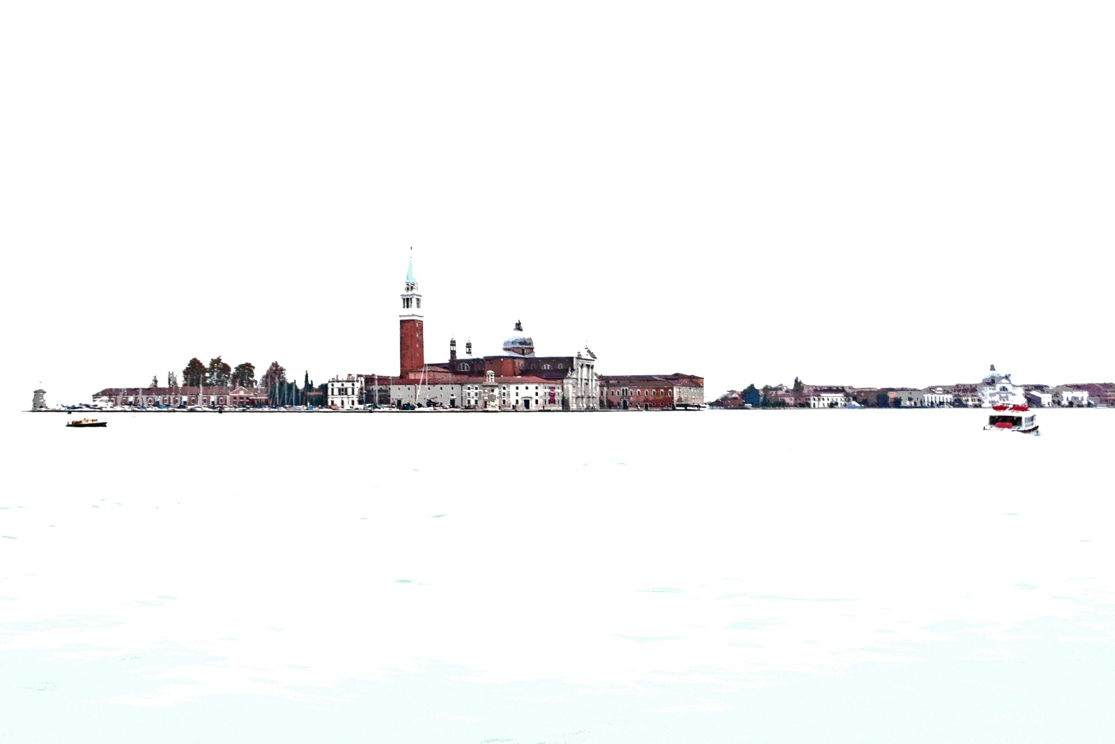 Venezia sovraesposta