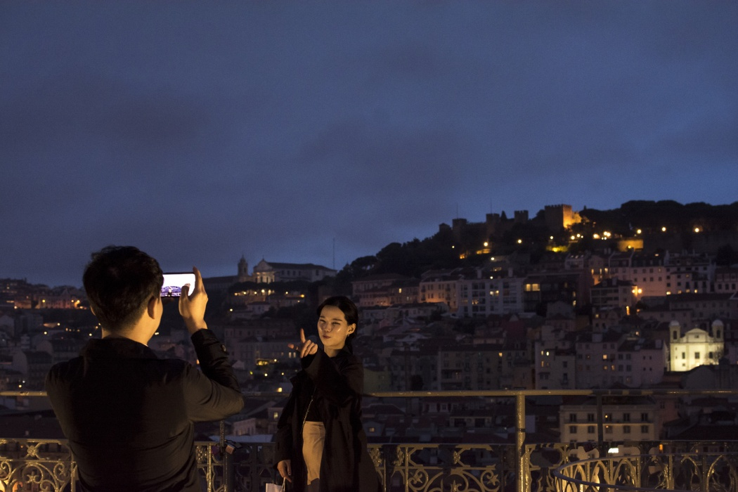 Glimpses of Lisbon