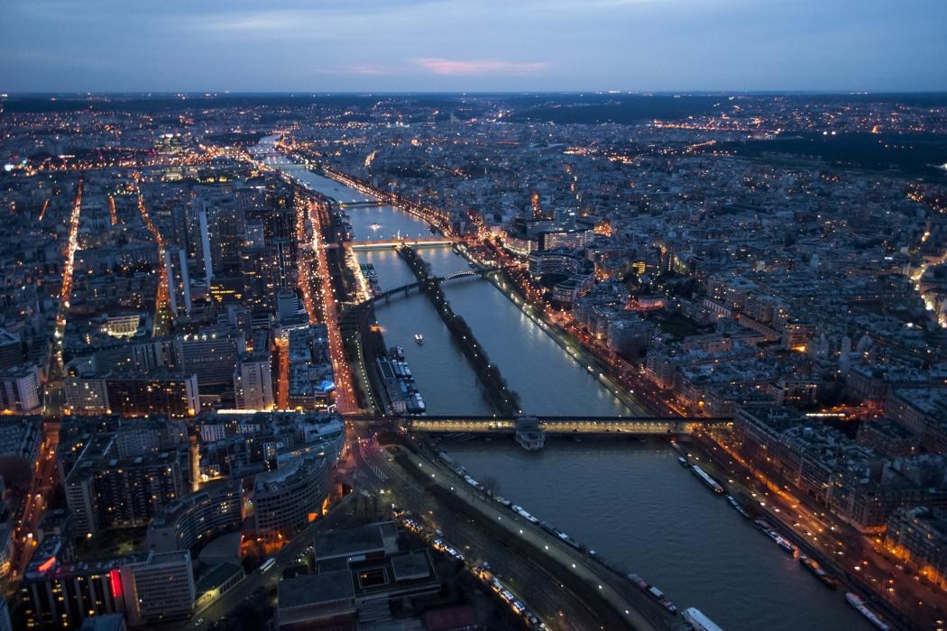 Glimpses of Paris
