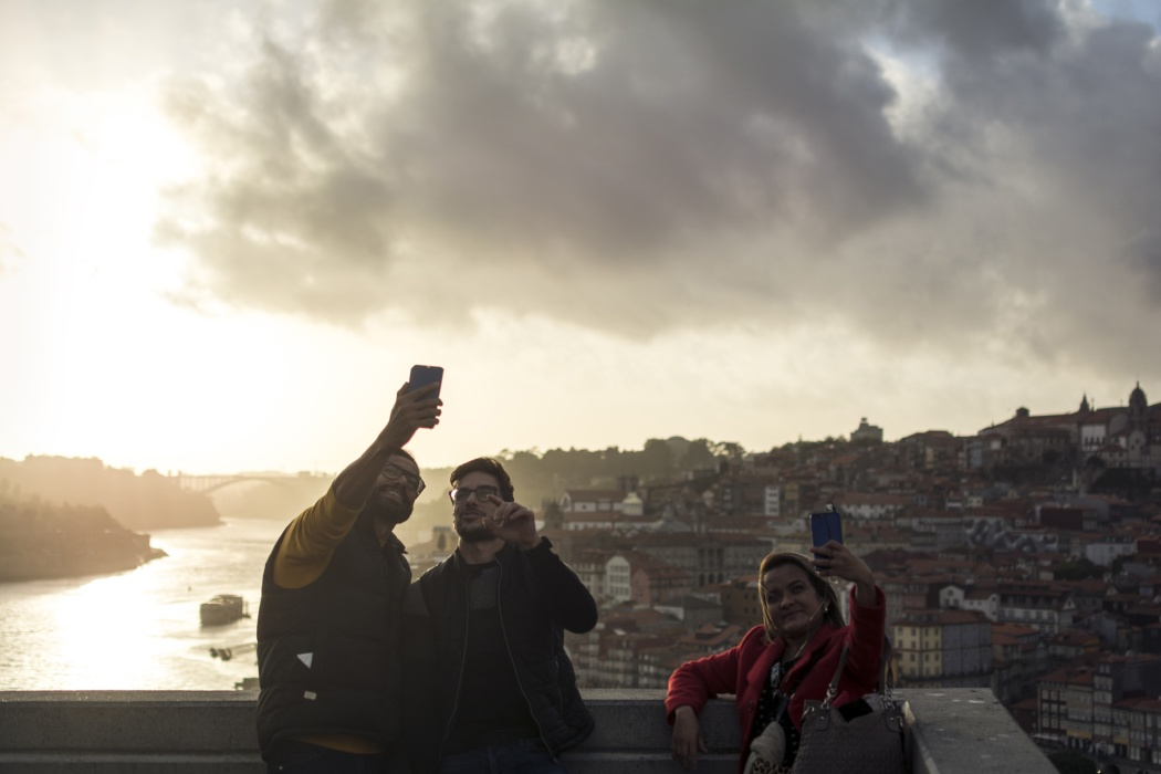Glimpses of Porto
