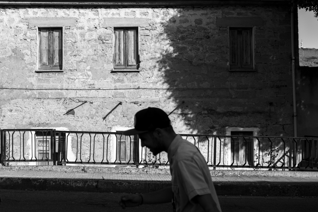 Baressa, provincia di Oristano: 612 abitanti. Nel 1961 contava 1209 residenti.
